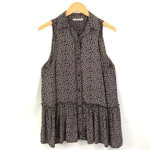 BRANDY MELVILLE Sleeveless Tunic Or Tank Top Dress